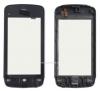 """Nokia C5-03/C5-06 тачскрин 3.2"""" чёрный"""